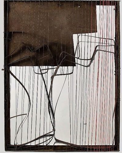 Verónica Vázquez, 'Siluetas - La Nube', 2017