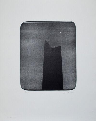 Hans Hartung, 'L-20 A', 1976