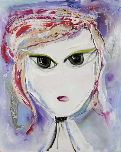 Lea Fisher, 'Self-Portrait Princess Diary', ca. 2018
