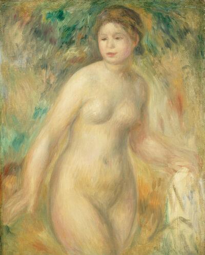 Pierre-Auguste Renoir, 'Nude', ca. 1895