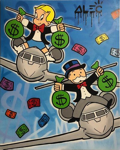 Alec Monopoly, 'Monopoly Richie Jet Riders', 2018