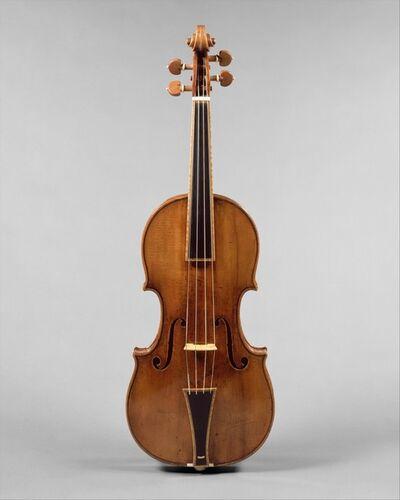 "Antonio Stradivari, '""The Gould"" Violin', 1693"