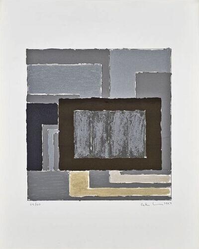 Peter Halley, 'Nobody', 1997