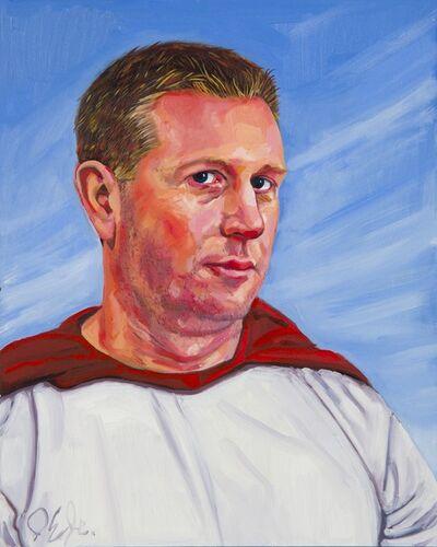 Paul Endres Jr., 'Ocampo's Reign Begins', 2014