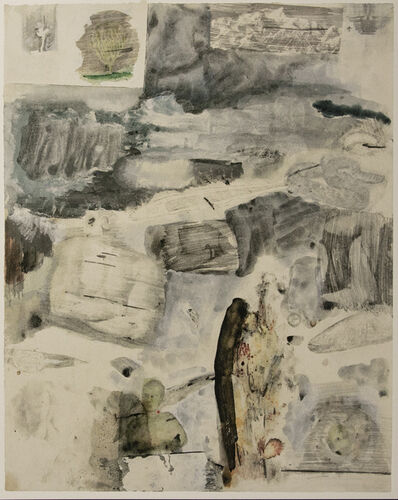 Robert Rauschenberg, 'Dante's Inferno - Canto XXIV, The Thieves, a Lithograph by Robert Rauschenberg', 2017