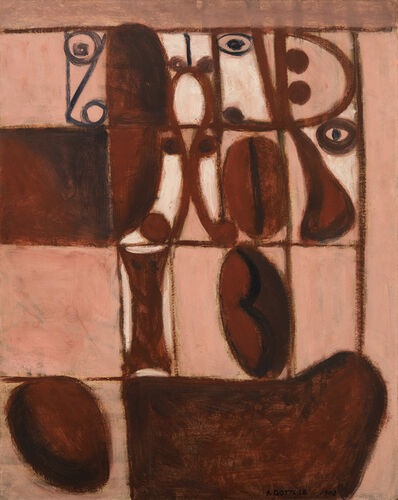 Adolph Gottlieb, 'Pictograph', 1942