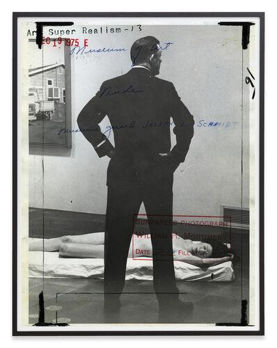 Thomas Ruff, 'press++50.08', 2016