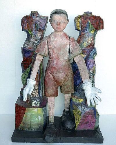 Jim Dine, 'The Brothers and Sisters', 2013