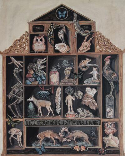 Mariajosé Gallardo, 'Untitled (Portarreliquias [Relic cabinet])', 2013