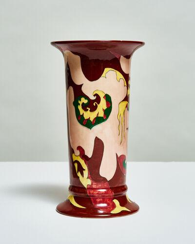 T.A.C. Colenbrander, 'Double-Flare Vase', ca. 1885