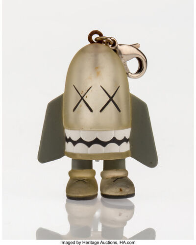 KAWS, 'Blitz Keychain (Grey)', 2011