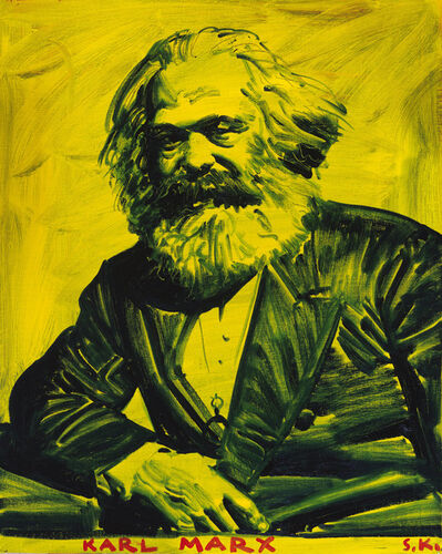Sam Kaprielov, 'Marx', 2015