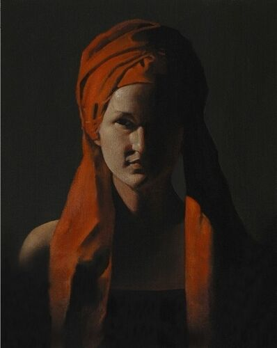 Ray Donley, 'Figure in Red', 2011