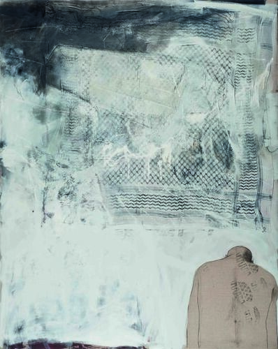 Bahram Hajou, 'Witnesses of the present violence', 2012