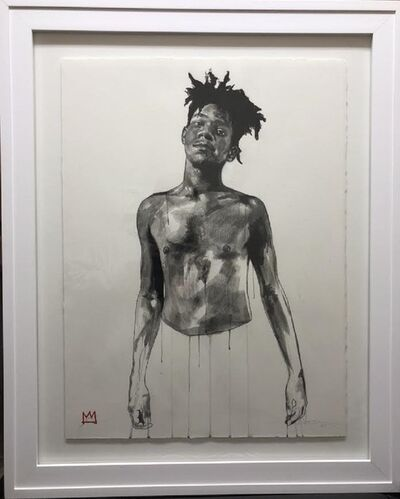 Robert Peterson, 'Jean Michel Basquiat, The Radiant Child ', 2019