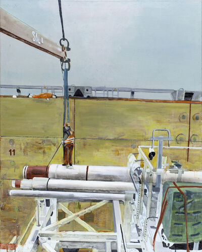 Kristof Meyer, 'Harbor 4', 2007