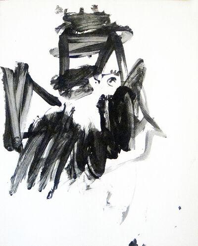 Willem de Kooning, 'Man's Head', ca. 1964