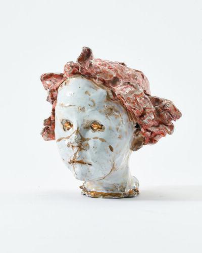 Lucio Fontana, 'Portrait (Ritratto)'