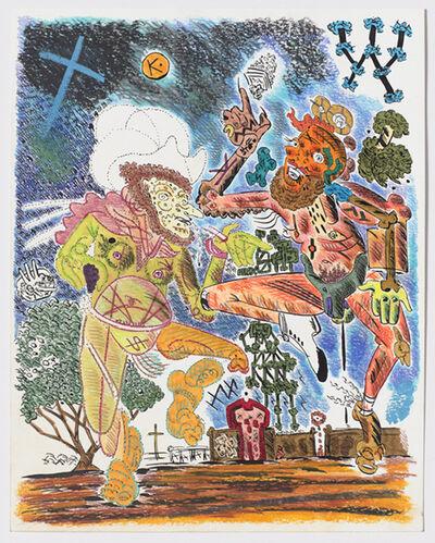 Albert Herter, 'The Quincunx Aspect #16', 2016