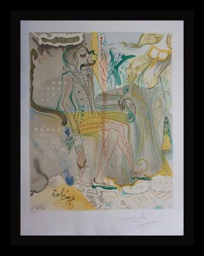 Salvador Dalí, 'The Marquis de Sade The Twins Outwit Damis', 1969