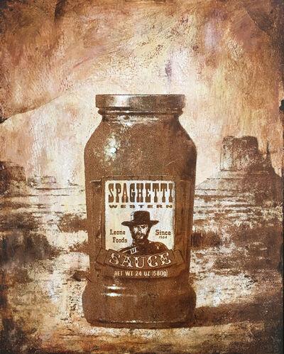 Ben Steele, 'Spaghetti Western: Ochre', 2014