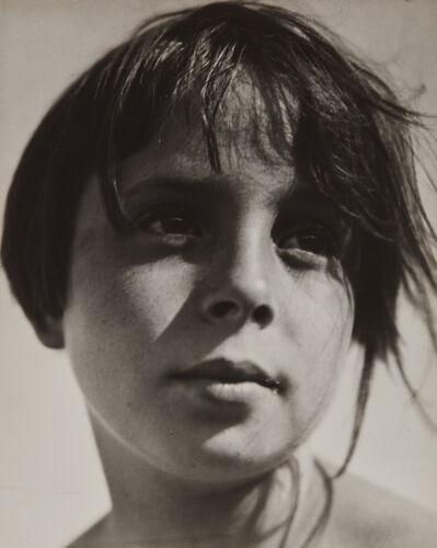 Aenne Biermann, 'Helga 9 1/2 Jahre alt (Helga 9 1/2 years old)', 1930