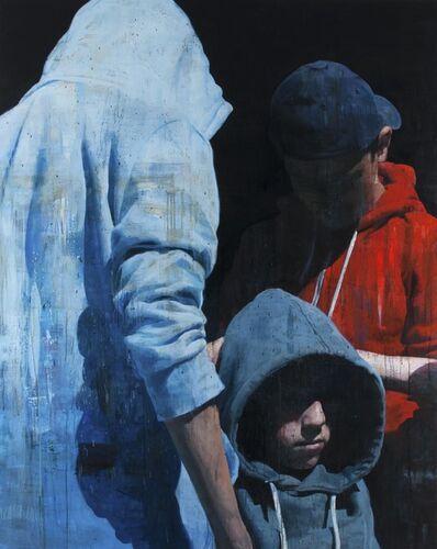 François Bard, 'L'interrogatoire', 2017