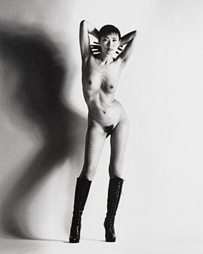 Helmut Newton, 'Big Nude Yuko', 1993