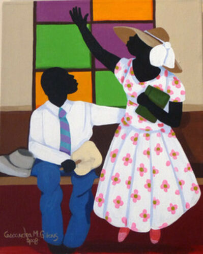 Cassandra Gillens, 'Prayer for My Husband'