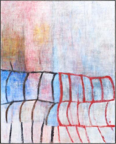 Rochelle Feinstein, 'Blue Boy', 1989