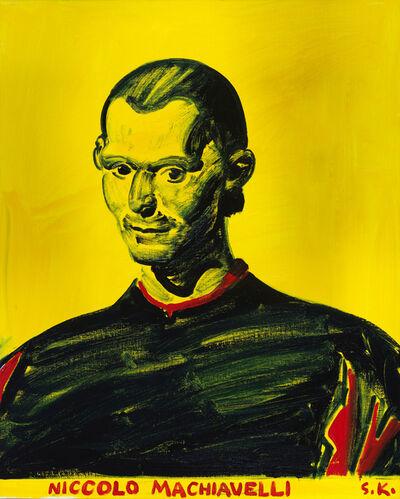 Sam Kaprielov, 'Machiavelli', 2015