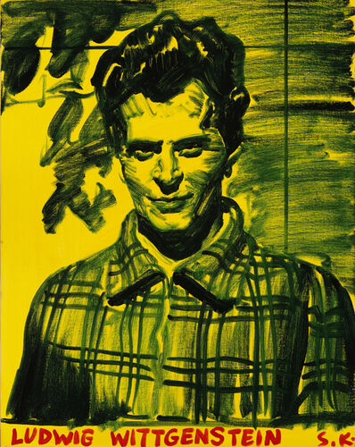 Sam Kaprielov, 'Wittgenstein', 2016