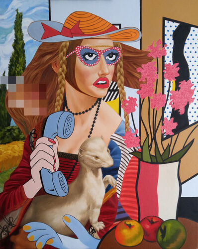 Nilton Mendonça, 'He does not answer the phone!', 2018