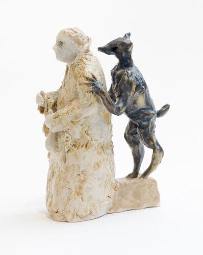 Mary Carlson, 'Judas (after Giotto)', 2015