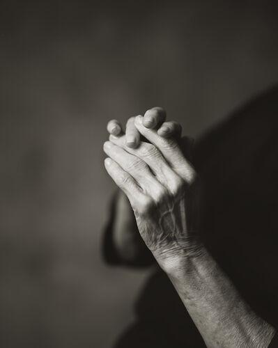 Linda Foard Roberts, 'My Mother's Hands with Arthritis', 2015