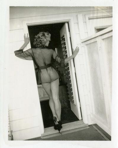 Sante D'Orazio, 'Rachel Williams Montauk Playboy ', 1991