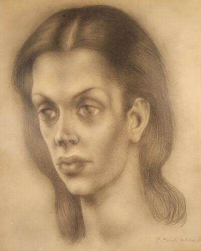 Pavel Tchelitchew, 'Portrait of Bachoo, Countess Woronzow', 1946