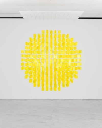 Julio Le Parc, 'Sphère Jaune', 2018