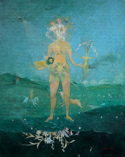 Franz Roth, 'Flor de Palma / Fleur de palme', 1999