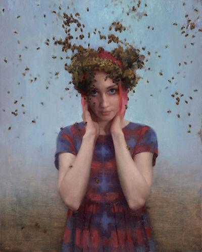 "Joseph Todorovitch, '""Pollination""', 2018"