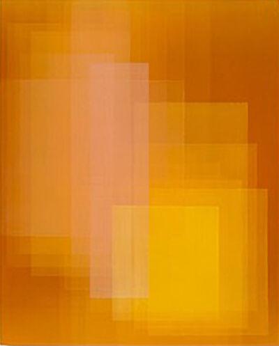 Bernadette Jiyong Frank, 'Migrant (Orange)', 2018