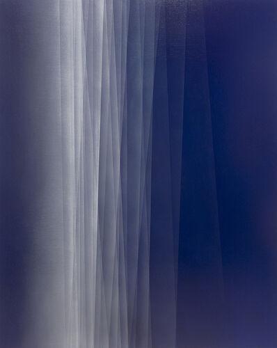 Bernadette Jiyong Frank, 'Spaces in Between (Ultramarine Blue)', 2017