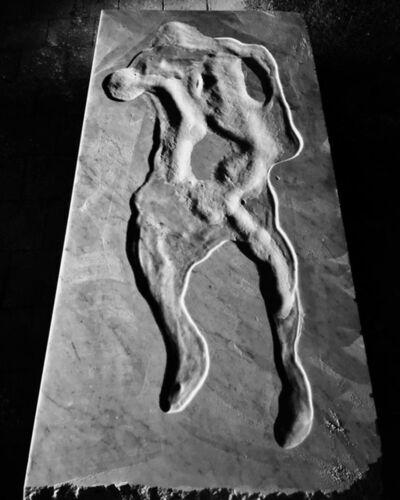 Athar Jaber, 'Petroglyph Opus 16 nr.2', 2017