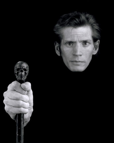 Robert Mapplethorpe, 'Self Portrait', 1988