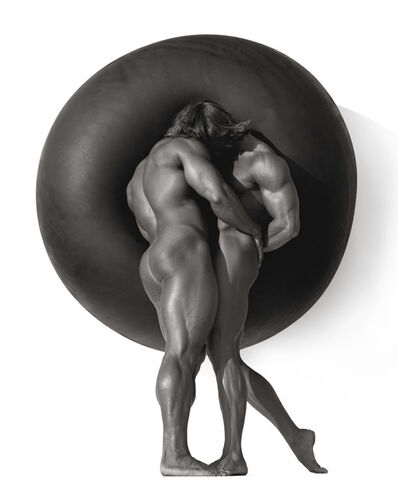 Herb Ritts, 'DUO VII', 1990