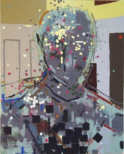 Aaron Brooks, 'Portrait in Gray', 2002