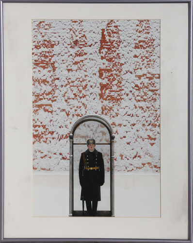 Igor Tabakov, 'Soldier Outside the Tomb of the Unknown Soldier ', 2002