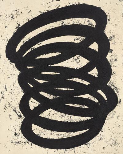 Richard Serra, 'Finally Finished IV', 2018
