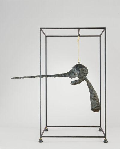 Alberto Giacometti, 'The Nose', 1947, revised 1949, cast c. 1960–65