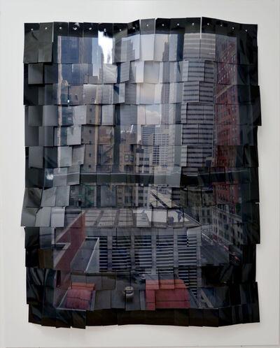 Germán Gómez, 'Chicago 1. De la serie  Deconstruyendo ciudades', 2015